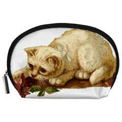 Cat 1827211 1920 Accessory Pouch (large) by vintage2030