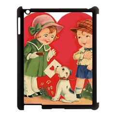 Children 1731738 1920 Apple Ipad 3/4 Case (black)