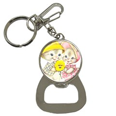 Rabbits 1731749 1920 Bottle Opener Key Chains by vintage2030