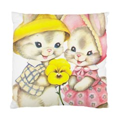 Rabbits 1731749 1920 Standard Cushion Case (two Sides)