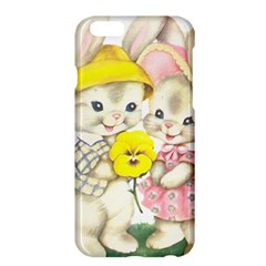 Rabbits 1731749 1920 Apple Iphone 6 Plus/6s Plus Hardshell Case by vintage2030