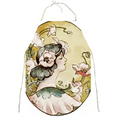 Lady 1650603 1920 Full Print Aprons by vintage2030