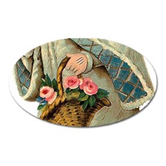 Angel 1718333 1920 Oval Magnet