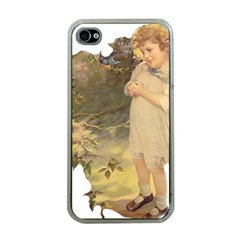 Vintage 1650586 1920 Apple Iphone 4 Case (clear) by vintage2030