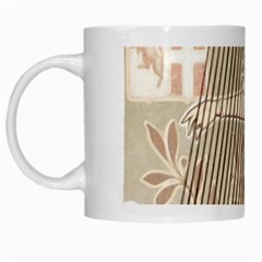 Woman 1503387 1920 White Mugs by vintage2030