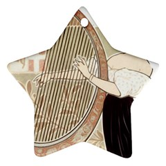 Woman 1503387 1920 Star Ornament (two Sides) by vintage2030