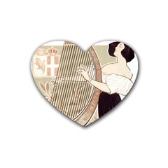 Woman 1503387 1920 Heart Coaster (4 Pack)  by vintage2030
