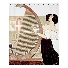 Woman 1503387 1920 Shower Curtain 60  X 72  (medium)  by vintage2030