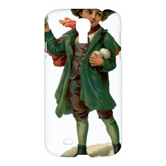 Boy 1718346 1920 Samsung Galaxy S4 I9500/i9505 Hardshell Case by vintage2030