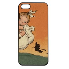 Halloween 1461955 1920 Apple Iphone 5 Seamless Case (black)