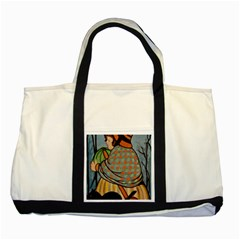 Witch 1462701 1920 Two Tone Tote Bag