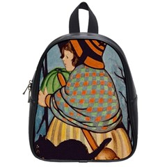 Witch 1462701 1920 School Bag (small) by vintage2030