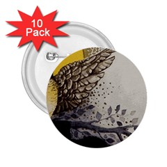 Owl 1462736 1920 2 25  Buttons (10 Pack)