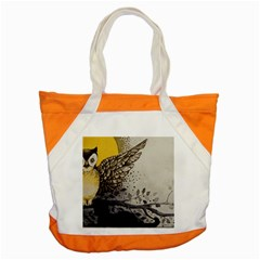 Owl 1462736 1920 Accent Tote Bag by vintage2030