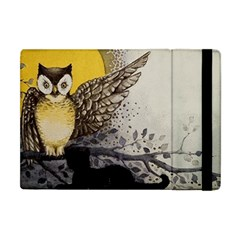 Owl 1462736 1920 Apple Ipad Mini Flip Case by vintage2030