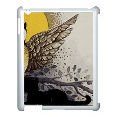Owl 1462736 1920 Apple Ipad 3/4 Case (white) by vintage2030