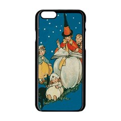 Witch 1461949 1920 Apple Iphone 6/6s Black Enamel Case by vintage2030