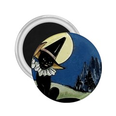 Black Cat 1462738 1920 2 25  Magnets by vintage2030
