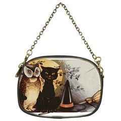 Owls 1461952 1920 Chain Purse (one Side) by vintage2030