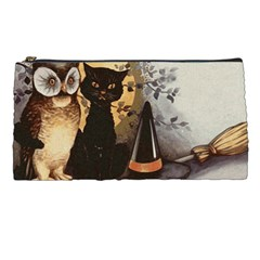 Owls 1461952 1920 Pencil Cases by vintage2030