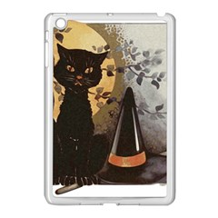 Owls 1461952 1920 Apple Ipad Mini Case (white) by vintage2030