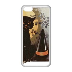 Owls 1461952 1920 Apple Iphone 5c Seamless Case (white) by vintage2030