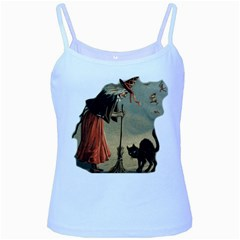 Witch 1461961 1920 Baby Blue Spaghetti Tank