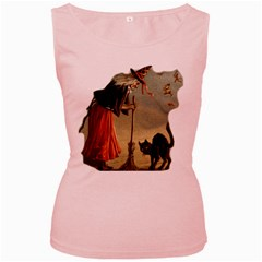Witch 1461961 1920 Women s Pink Tank Top