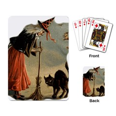 Witch 1461961 1920 Playing Card