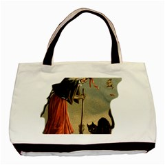 Witch 1461961 1920 Basic Tote Bag