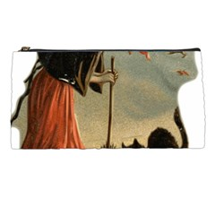 Witch 1461961 1920 Pencil Cases by vintage2030