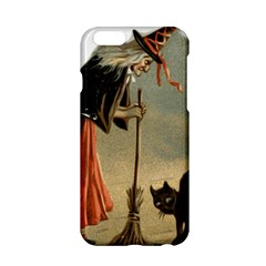 Witch 1461961 1920 Apple Iphone 6/6s Hardshell Case by vintage2030