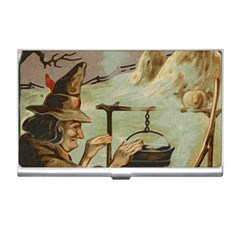 Witch 1461958 1920 Business Card Holders by vintage2030