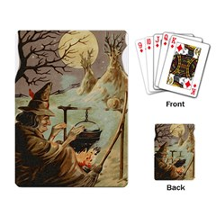 Witch 1461958 1920 Playing Card by vintage2030