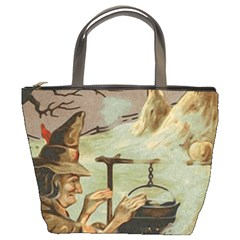 Witch 1461958 1920 Bucket Bag