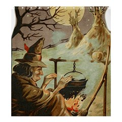 Witch 1461958 1920 Shower Curtain 66  X 72  (large)  by vintage2030