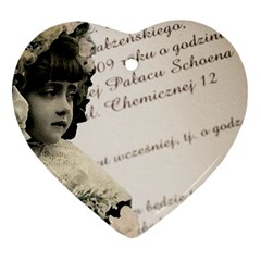Child 1334202 1920 Heart Ornament (two Sides) by vintage2030