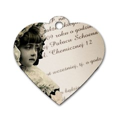 Child 1334202 1920 Dog Tag Heart (two Sides) by vintage2030