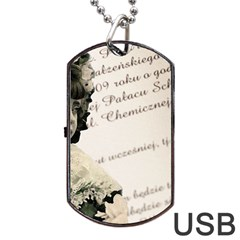 Child 1334202 1920 Dog Tag Usb Flash (one Side) by vintage2030