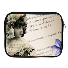 Child 1334202 1920 Apple Ipad 2/3/4 Zipper Cases by vintage2030