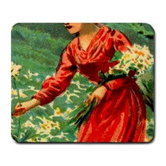 Lady 1334282 1920 Large Mousepads by vintage2030