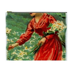 Lady 1334282 1920 Cosmetic Bag (xl) by vintage2030