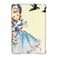 Girl 1370912 1280 Apple Ipad Mini Hardshell Case (compatible With Smart Cover) by vintage2030