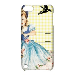 Girl 1370912 1280 Apple Ipod Touch 5 Hardshell Case With Stand