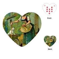 Postcard 1348470 1920 Playing Cards (heart)  by vintage2030