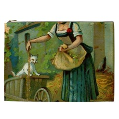 Postcard 1348470 1920 Cosmetic Bag (xxl) by vintage2030