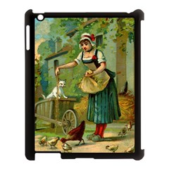 Postcard 1348470 1920 Apple Ipad 3/4 Case (black) by vintage2030