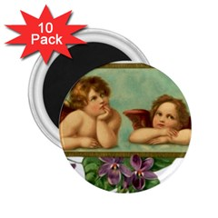Angel 1332287 1920 2 25  Magnets (10 Pack)  by vintage2030