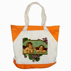 Angel 1332287 1920 Accent Tote Bag by vintage2030