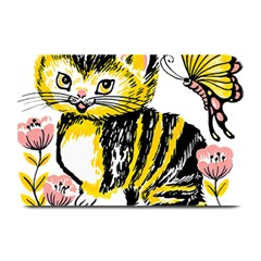 Cat 1348502 1920 Plate Mats by vintage2030